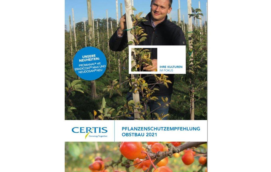 Unsere Obstbaubroschüre 2021